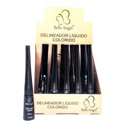 DELINEADOR COLORIDO - BOX C/ 20 PÇS - BELLE ANGEL