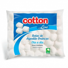 PACOTE DE ALGODÃO EM BOLAS - COTTON