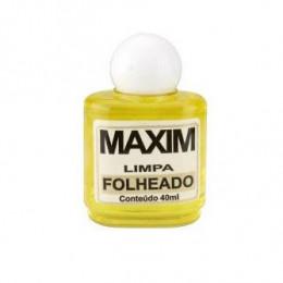 LIMPA FOLHEADO - MAXIM - 40 ML
