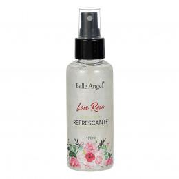 BRUMA REFRESCANTE LUMINOUS GLOW - LOVE ROSE - BELLE ANGEL