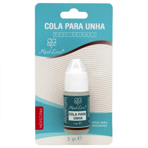 COLA DE UNHA - REAL LOVE