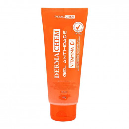 GEL ANTI-IDADE - COM VITAMINA C - DERMA CHEM
