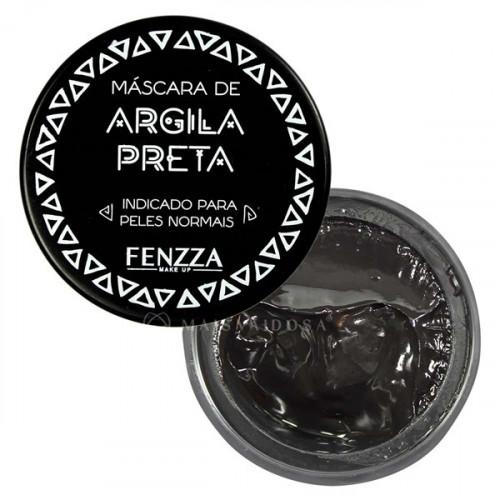 MÁSCARA DE ARGILA PRETA - FENZZA
