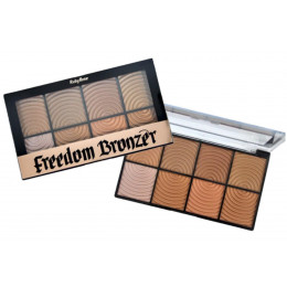 PALETA BRONZER FREEDOM  - RUBY ROSE