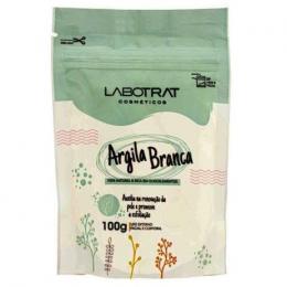 ARGILA BRANCA 100g - LABOTRAT
