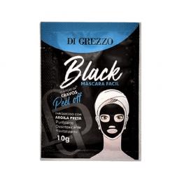 MASCARA FACIAL BLACK - ARGILA PRETA - DI GREZZO