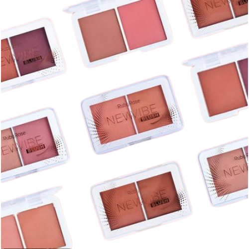 BLUSH DUO - NEW VIBE - RUBY ROSE