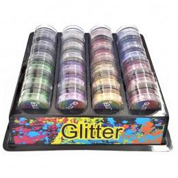 GLITTER 4G - BOX COM 24 PEÇAS