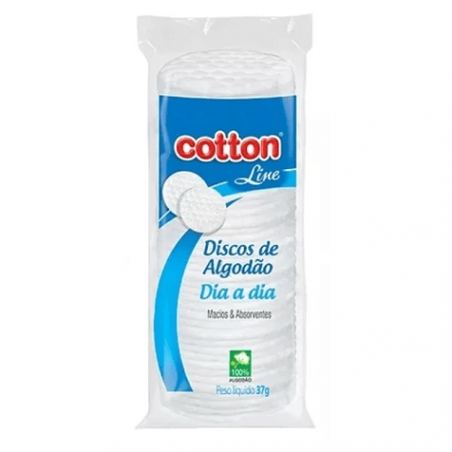 ALGODÃO EM DISCO - COTTON