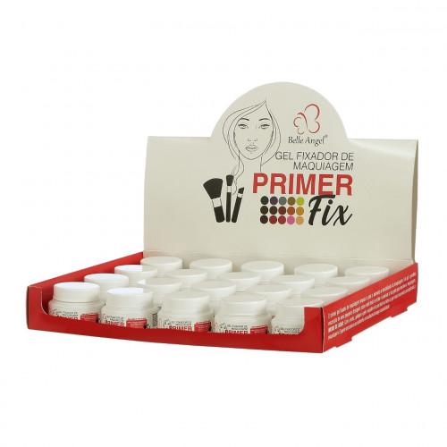 GEL FIXADOR PRIMER FIX (BOX COM 19 PÇS) - BELLE ANGEL