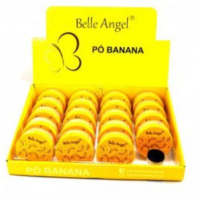 PÓ BANANA (BOX 19 PEÇAS) - BELLE ANGEL